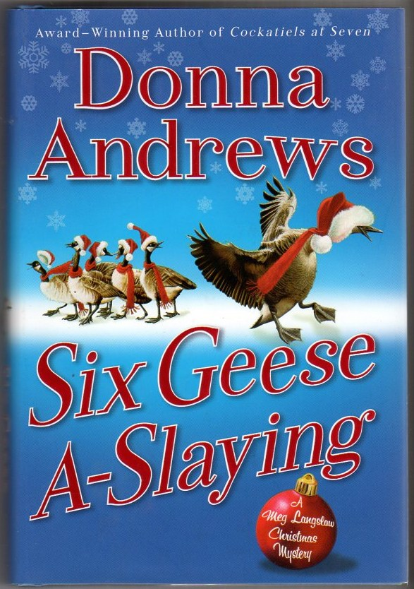 Image for Six Geese A-Slaying
