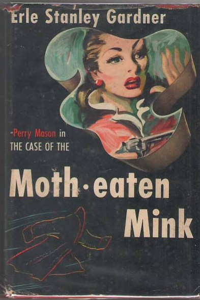 Image for The Case of the Moth-Eaten Mink