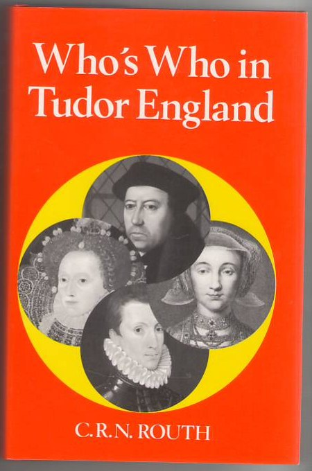 Image for Who's Who in Tudor England
