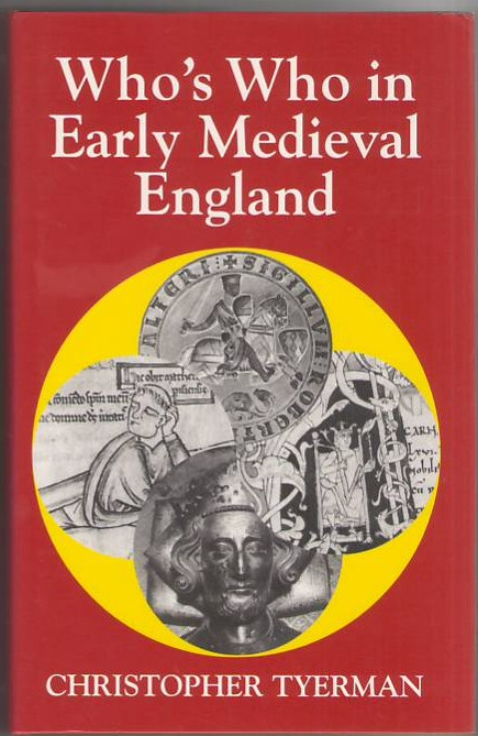 Image for Who's Who in Early Medieval England