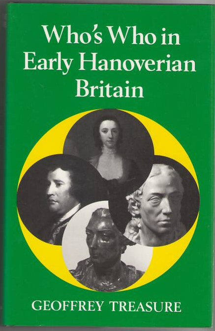 Image for Who's Who in Early Hanoverian England