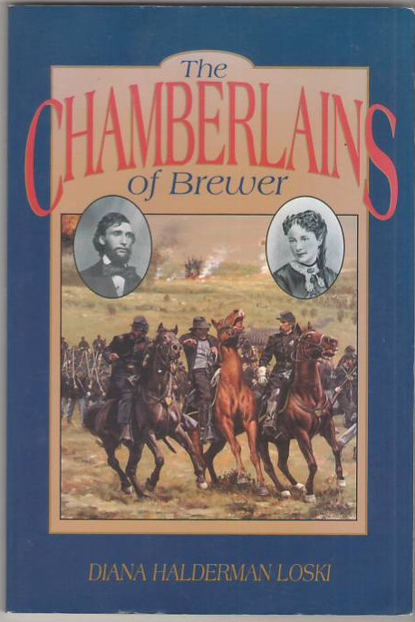 Image for The Chamberlains of Brewer