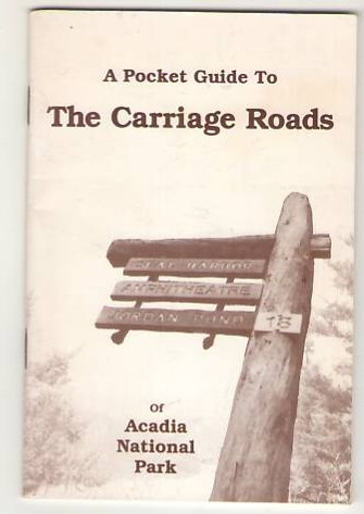 Image for A Pocket Guide to the Carriage Roads of Acadia National Park