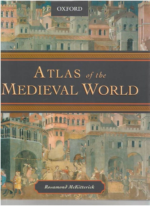 Image for Atlas of the Medieval World