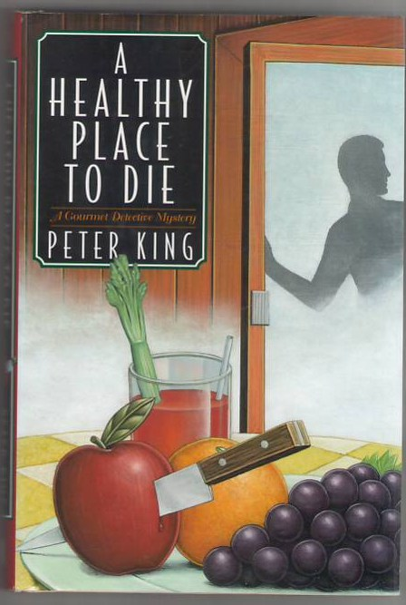 Image for A Healthy Place to Die