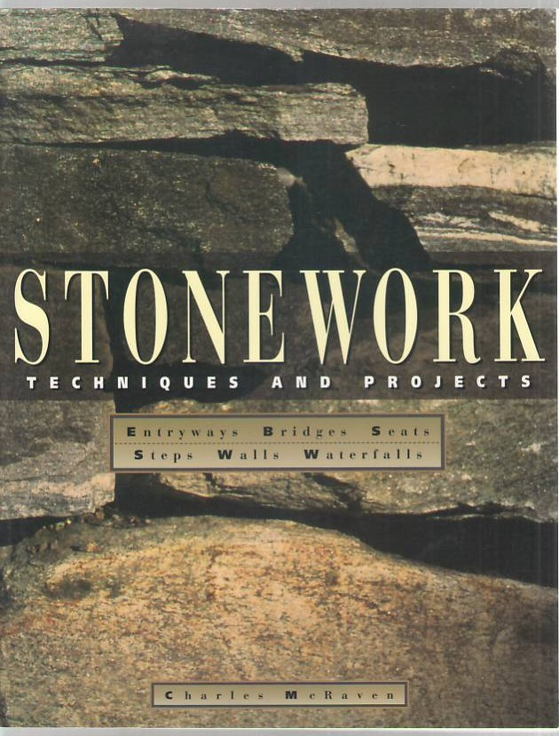 Image for Stonework: Techniques and Projects