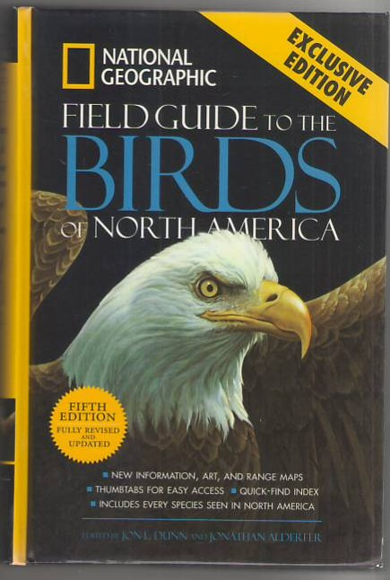 Image for National Geographic Field Guide to the Birds of North America