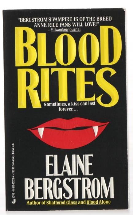 Image for Blood Rites