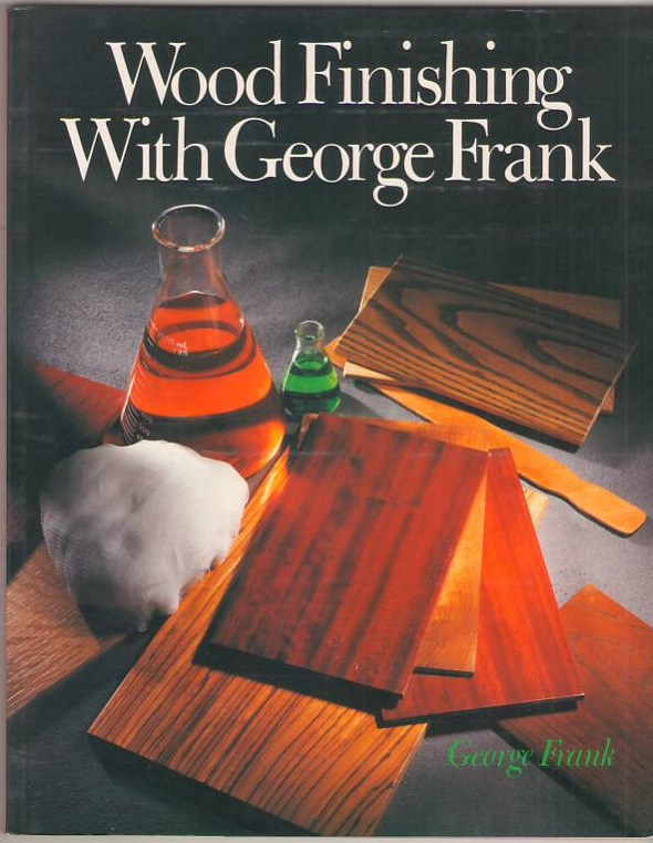 Image for Wood Finishing with George Frank