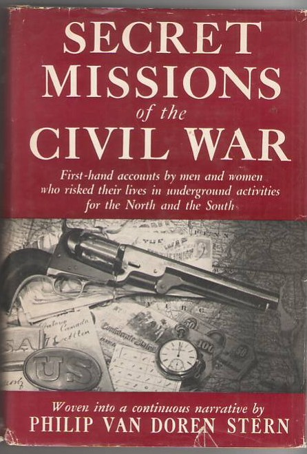 Image for Secret Missions of the Civil War