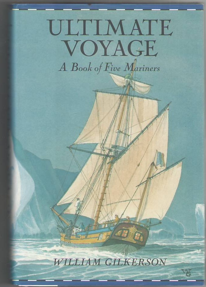 Image for Ultimate Voyage: A Book of Five Mariners