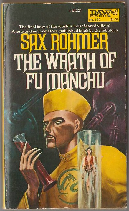Image for The Wrath of Fu Manchu