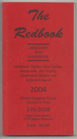Image for The Redbook: Directory and Handbook, 2004