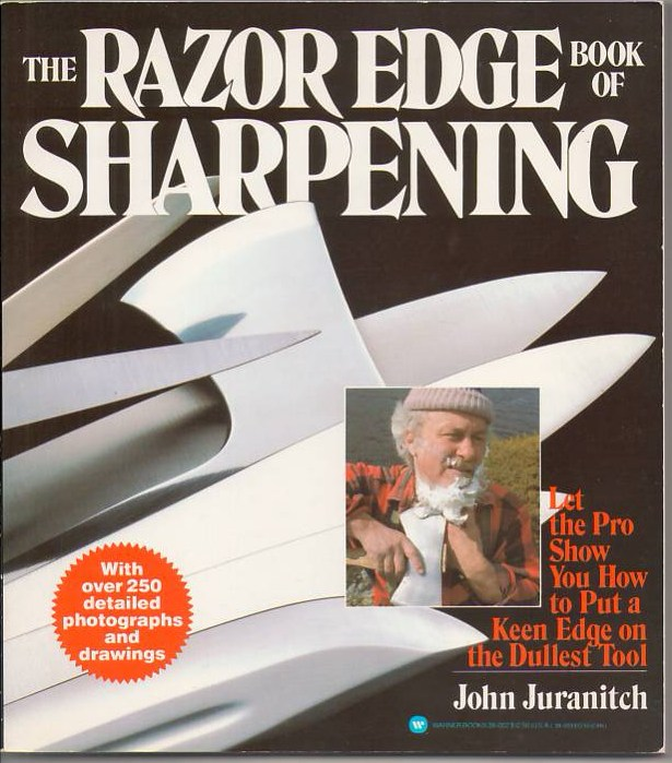 Image for The Razor Edge Book of Sharpening