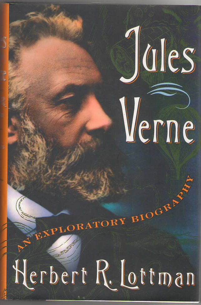 Image for Jules Verne: An Exploratory Biography