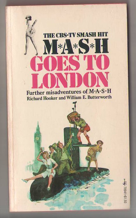 Image for M*A*S*H Goes to London