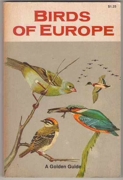 Image for Birds of Europe (A Golden Guide)