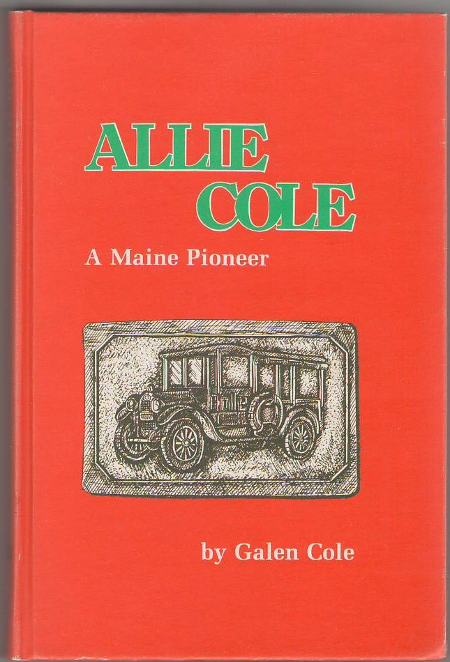 Image for Allie Cole: A Maine Pioneer