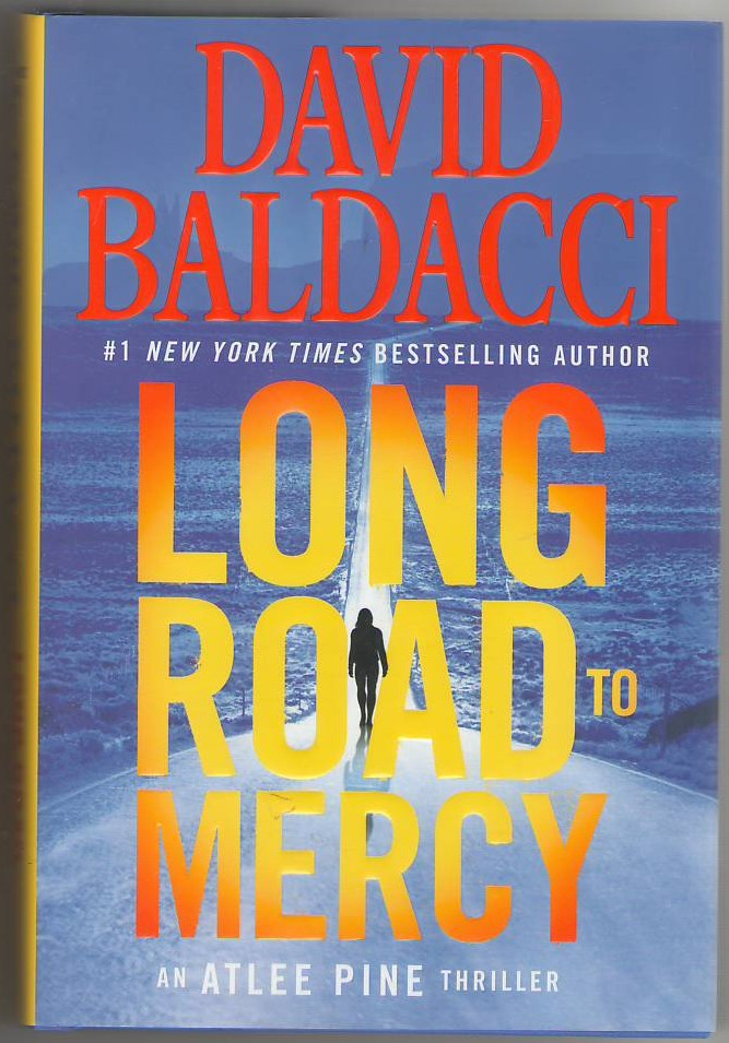 Image for Long Road to Mercy: An Atlee Pine Thriller