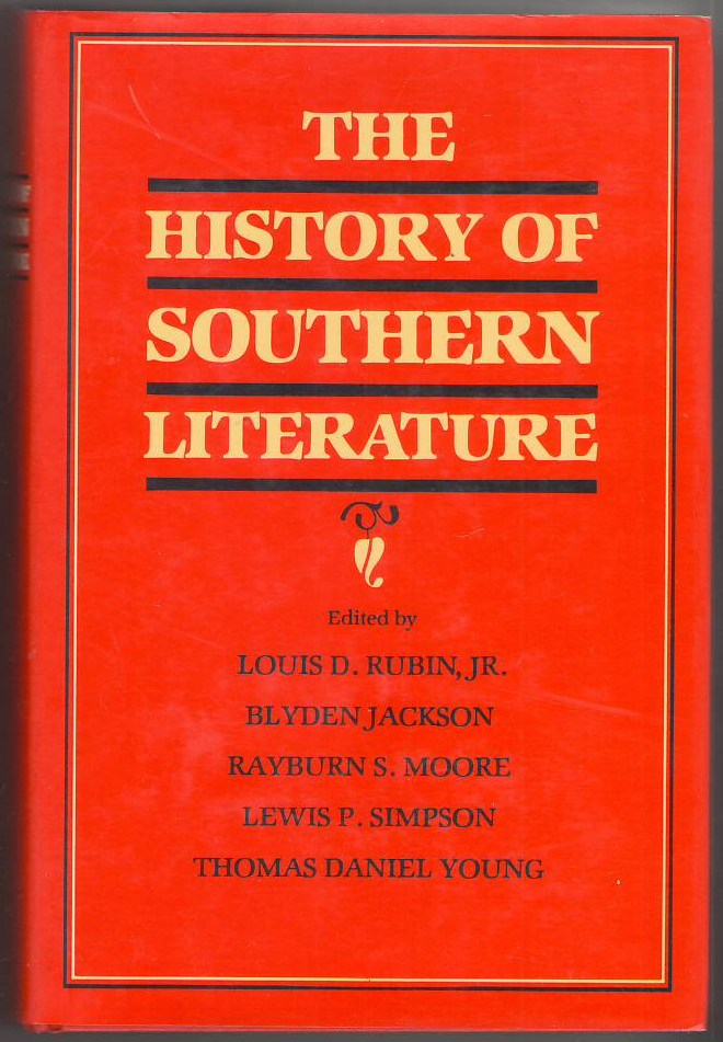 Image for The History of Southern Literature