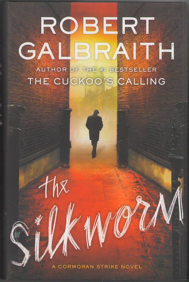 Image for The Silkworm: A Cormoran Strike Novel