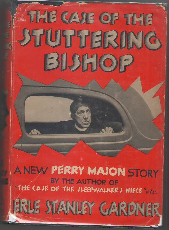 Image for The Case of the Stuttering Bishop