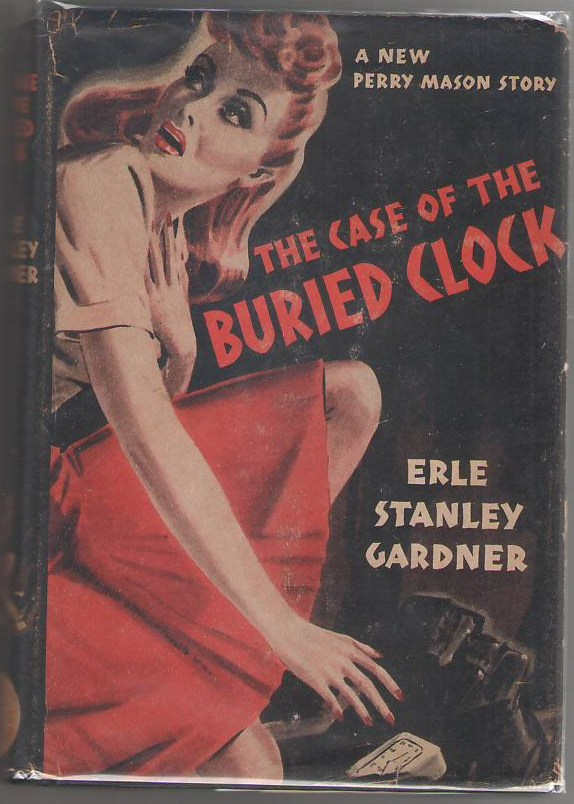 Image for The Case of the Buried Clock
