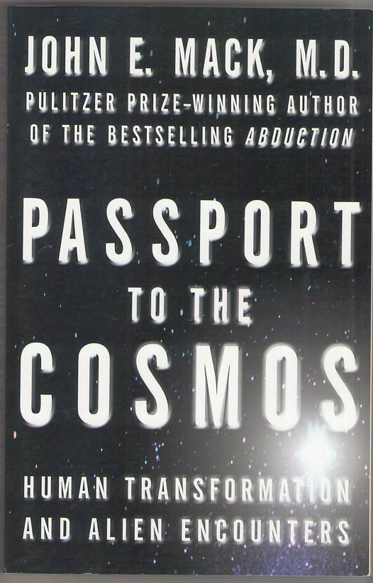 Image for Passport to the Cosmos: Human Transformation and Alien Encounters