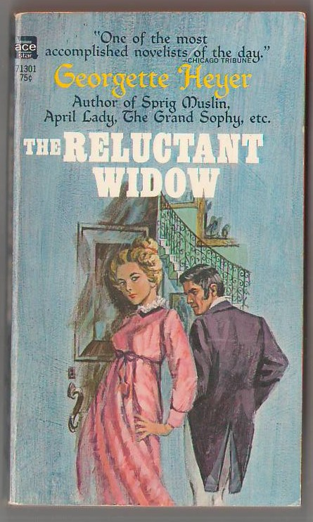 Image for The Reluctant Widow