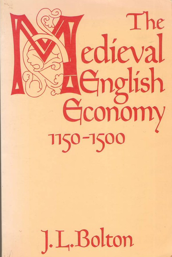 Image for The Medieval English Economy 1150-1500