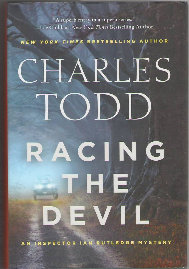 Image for Racing the Devil