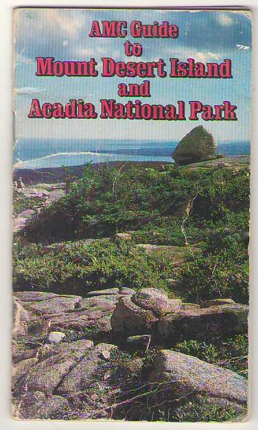 Image for AMC Guide to Mount Desert Island and Acadia National Park