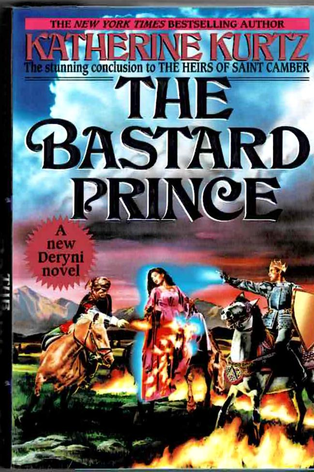 Image for The Bastard Prince (The Heirs of Saint Camber)