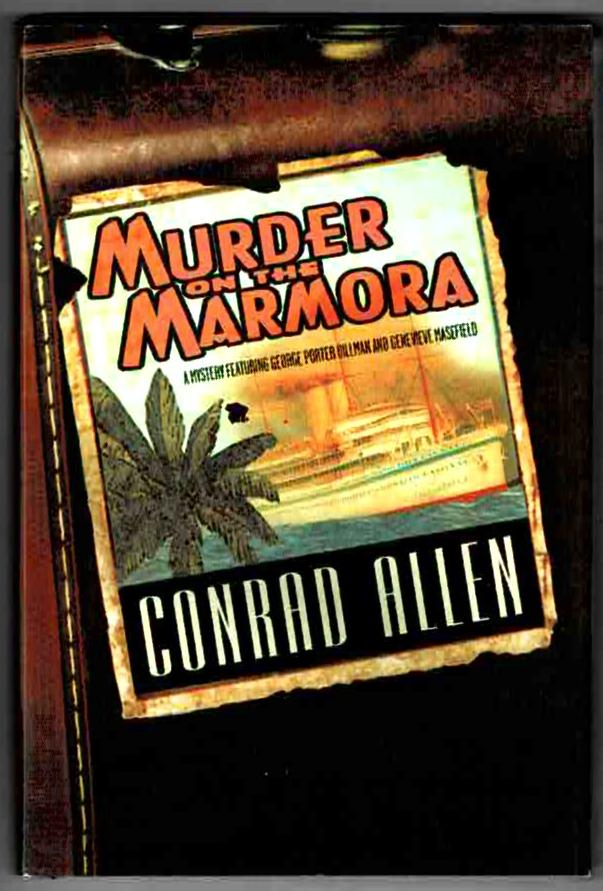 Image for Murder on the Marmora