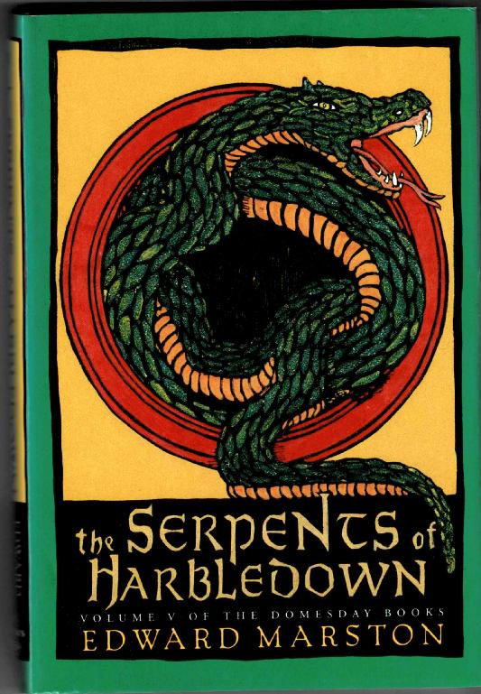 Image for The Serpents of Harbledown