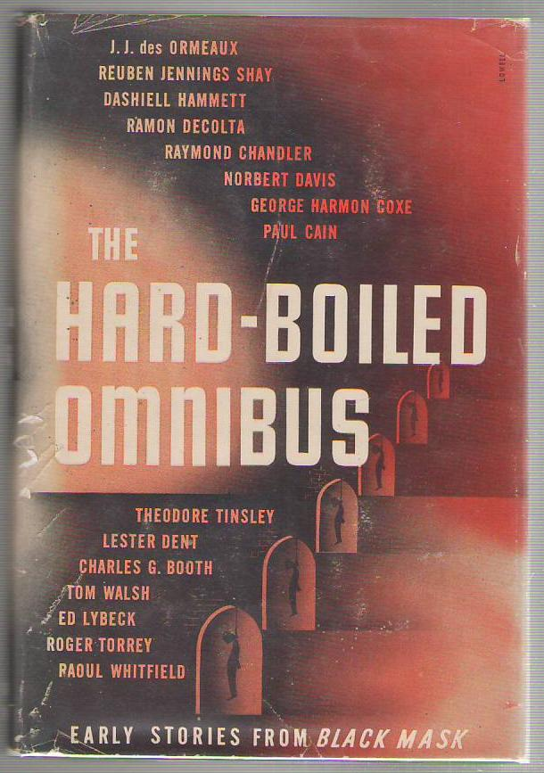 Image for The Hard-Boiled Omnibus
