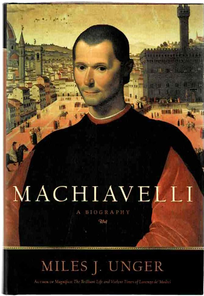 Image for Machiavelli: A Biography