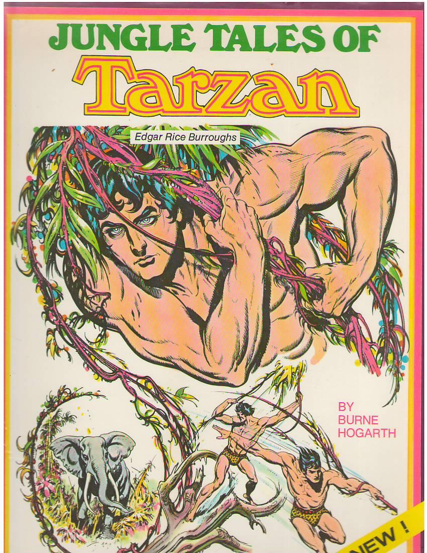 Image for Jungle Tales of Tarzan