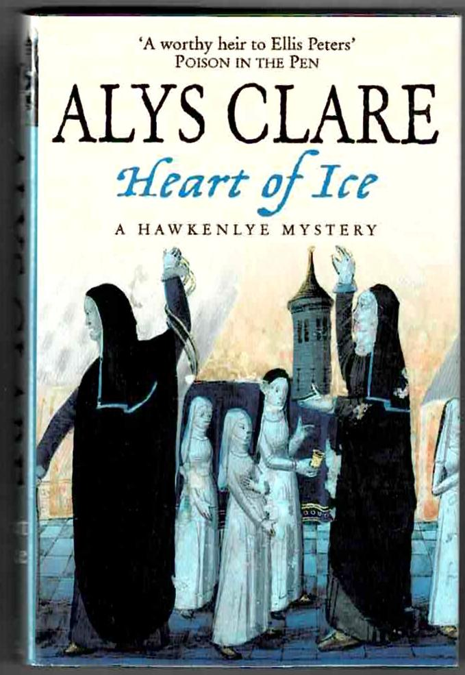 Image for Heart of Ice: A Hawkenlye Mystery
