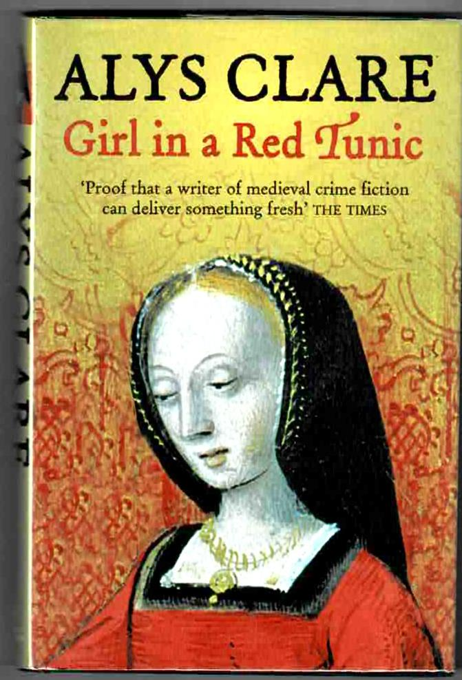 Image for Girl in a Red Tunic: A Hawkenlye Mystery