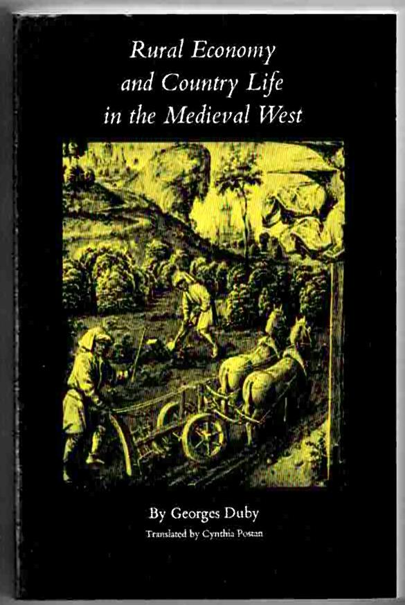 Image for Rural Economy and Country Life in the Medieval West