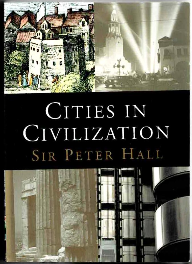 Image for Cities in Civilization