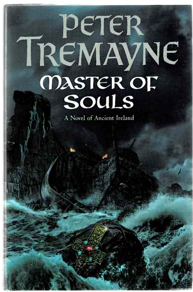 Image for Master of Souls: A Novel of Ancient Ireland