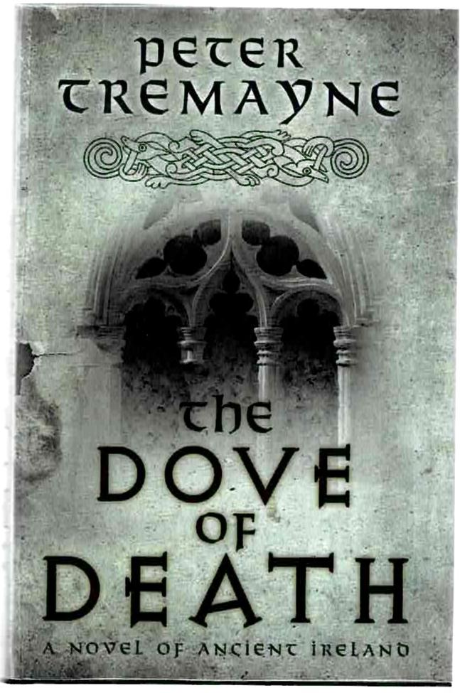 Image for The Dove of Death: A Novel of Ancient Ireland