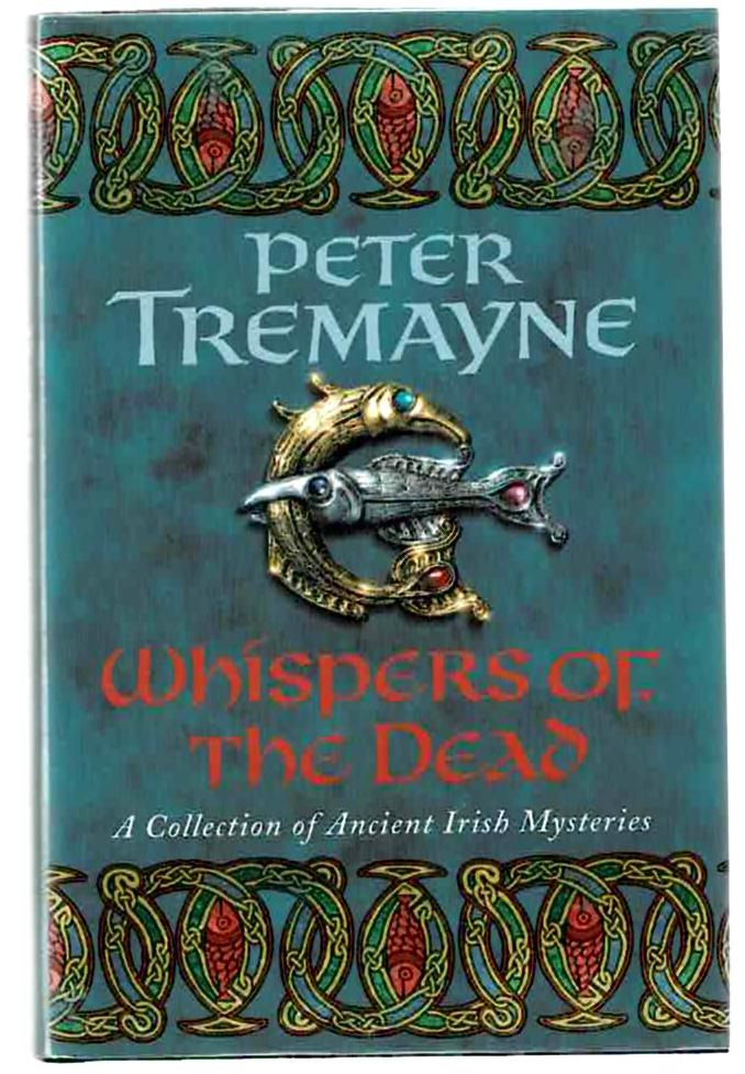 Image for Whisper of Death: A Collection of Celtic Mysteries