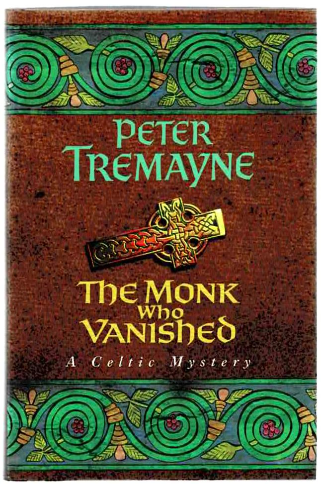 Image for The Monk Who Vanished: A Celtic Mystery