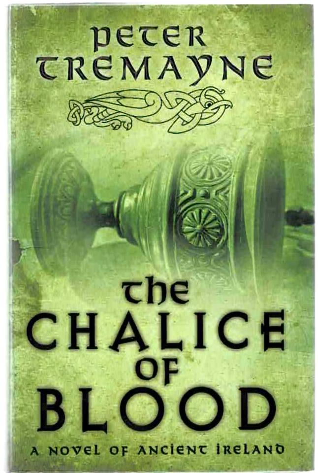 Image for The Chalice of Blood: A Novel of Ancient Ireland