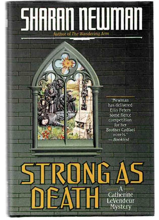 Image for Strong as Death