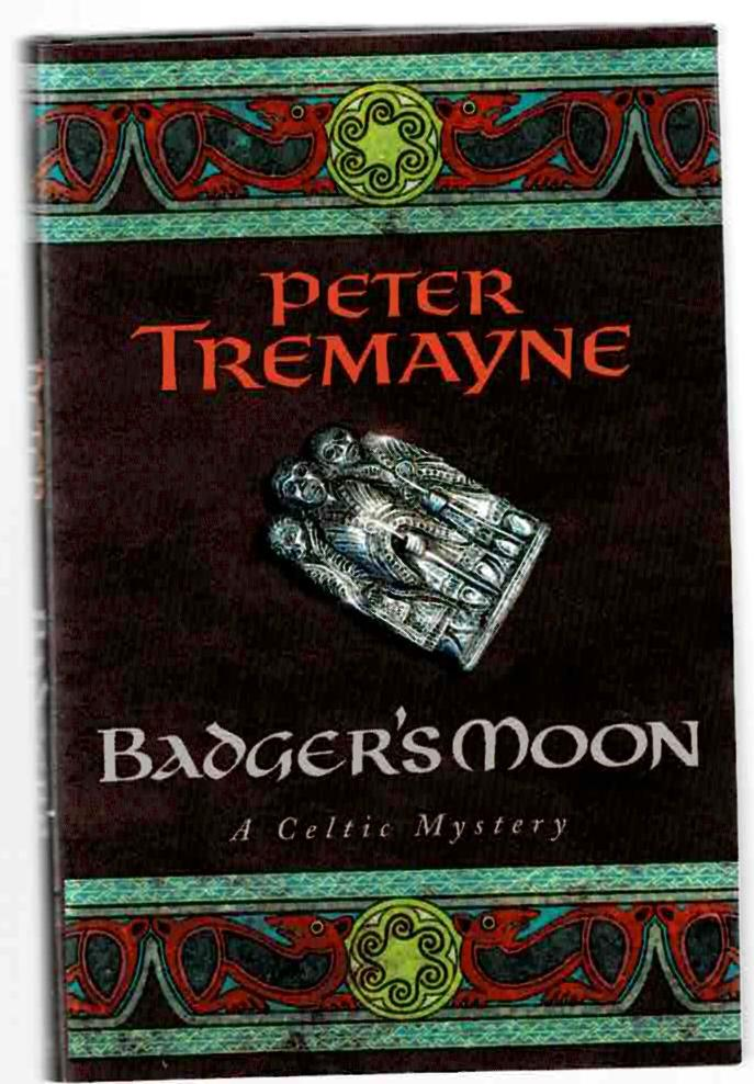 Image for Badger's Moon: A Celtic Mystery