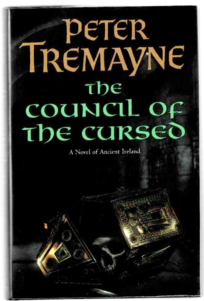 Image for The Council of the Cursed: A Novel of Ancient Ireland